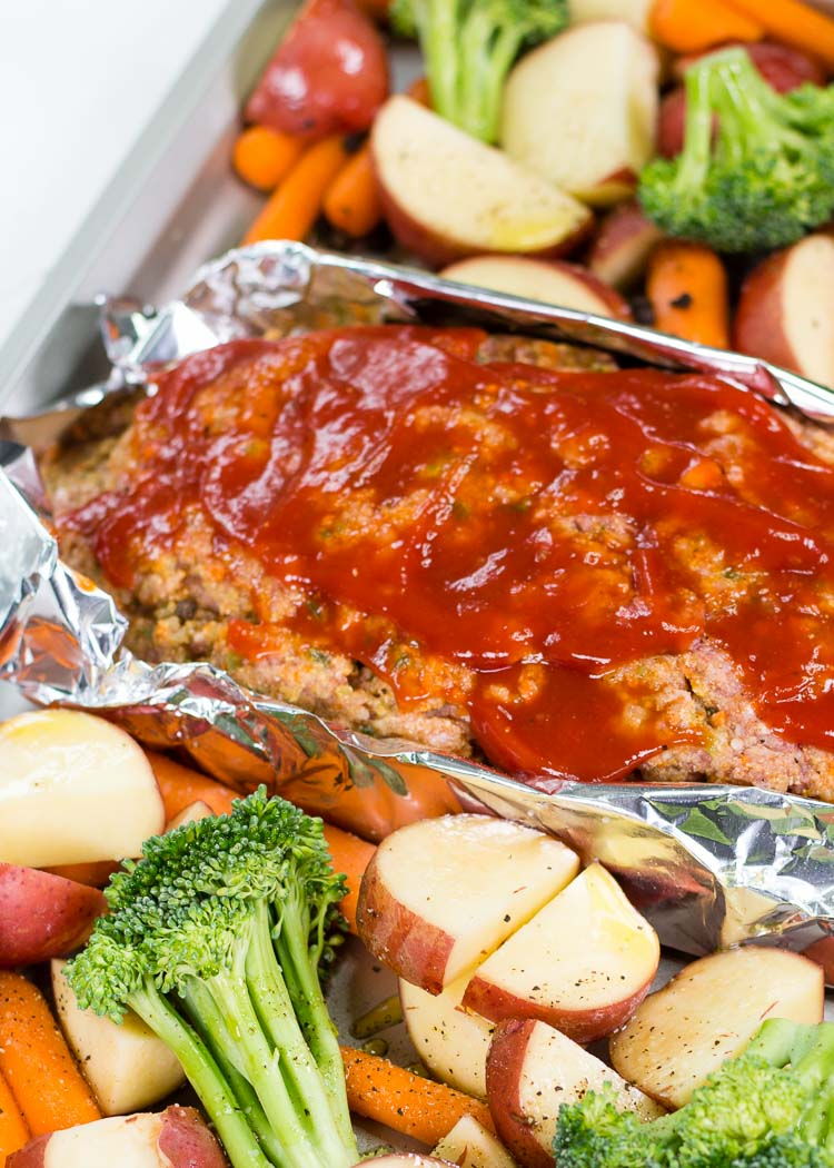 Gluten Free Meatloaf | Easy Meatloaf Recipe