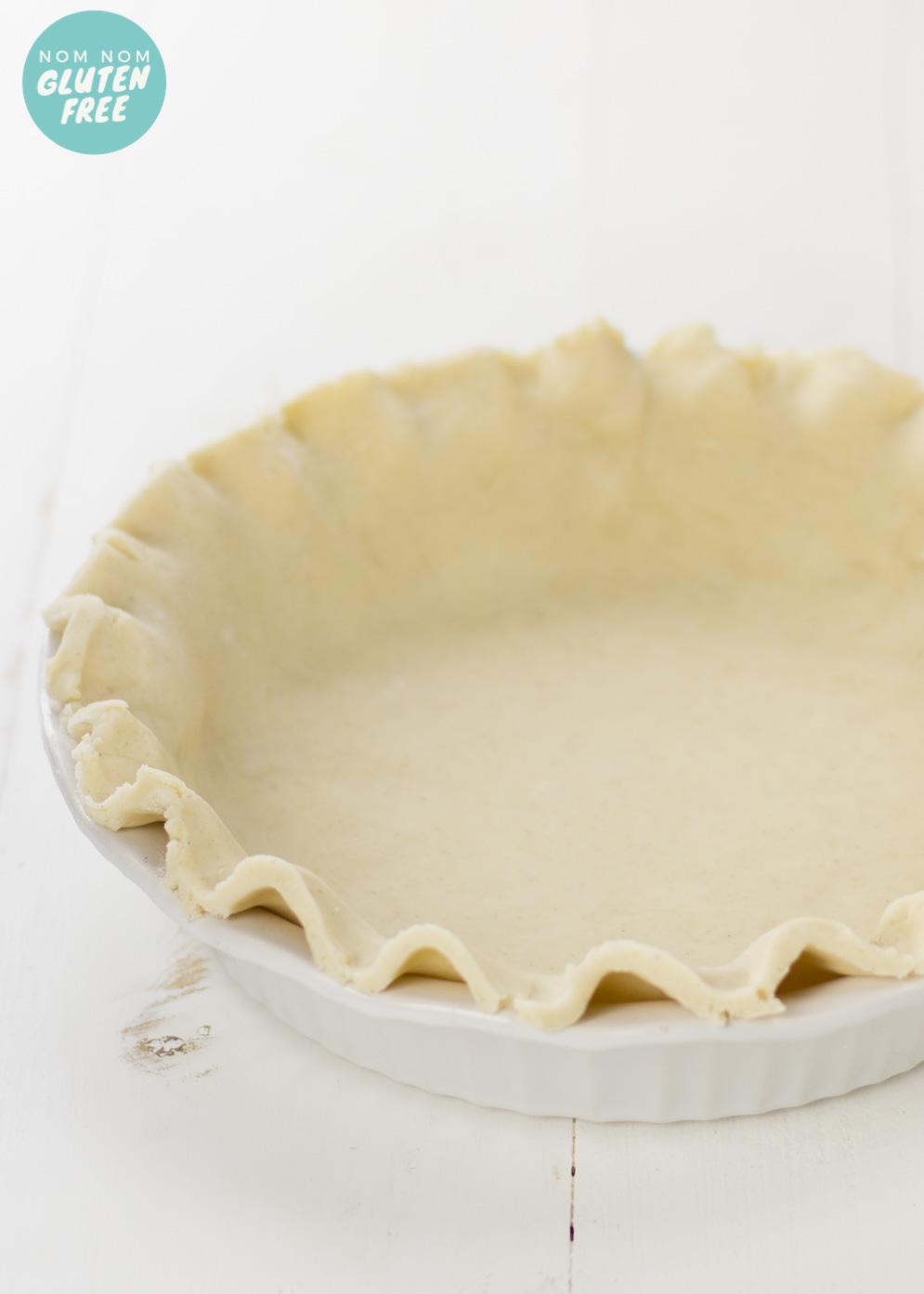 Gluten Free Pie Crust Nom Nom Gluten Free